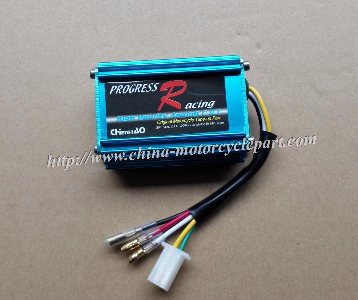 Scooter Parts JOG50 JOG90 ZIP 1E40QMB Minarelli 50cc high performance racing CDI unit, no rev limit, more aggressive ignition(China (Mainland))