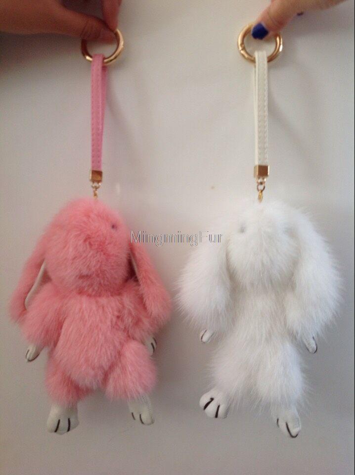 Как сшить кролика из меха своими руками 93