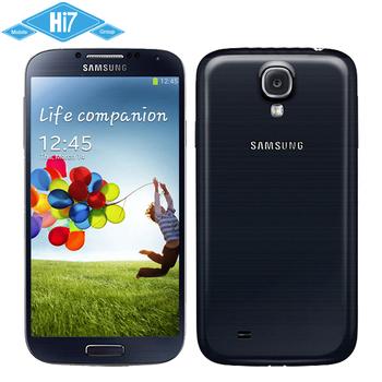 Оригинальный Samsung Galaxy S4 i9500 четырехъядерных процессоров 5.0 '' 1080 P 2 ГБ оперативной памяти 16 ГБ ROM 13MP NFC WIFI