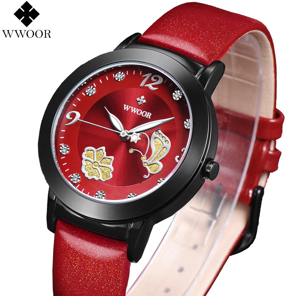 watches brand wwoor fashion quartz s