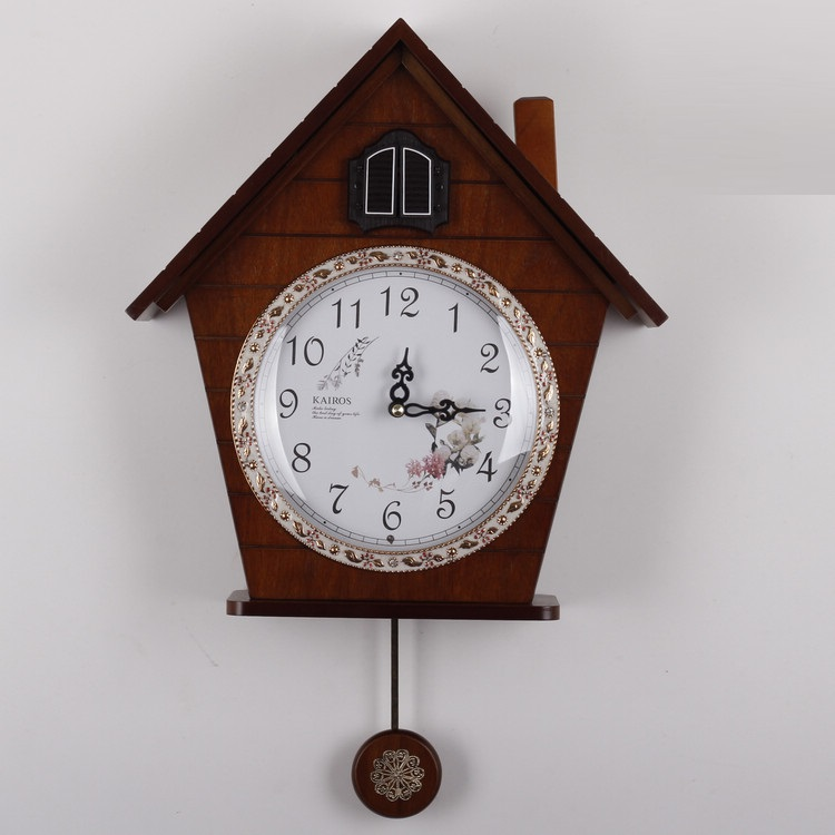 Free Shipping Wall Clock Kairos Cuckoo Clock High Quality