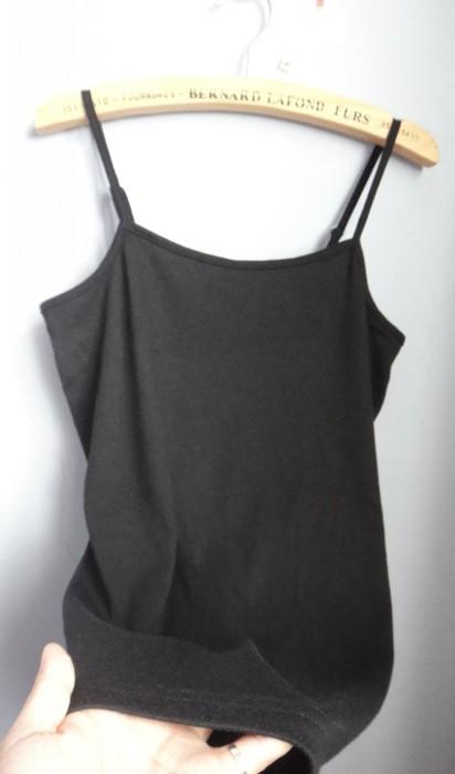 Fashion comfortable skin-friendly basic small vest small vest