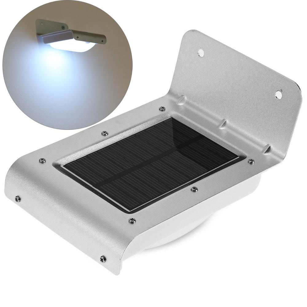 New Generation 16 LED Solar Power Energy PIR Infrared Motion Sensor Garden Security Lamp Outdoor Light(China (Mainland))