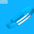 Creative Convenience On Wrist Replace Strap Special Function line data cable USB Andrews Mobile Phone universal