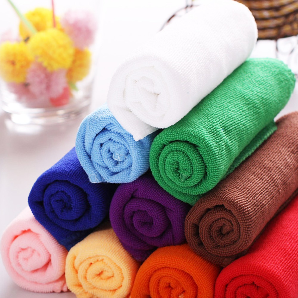 30cmx70CM Microfiber Towel Hair Face Towel Fast Drying Washcloth Towels Bathroom For Adults Cleaning Wholesale(China (Mainland))