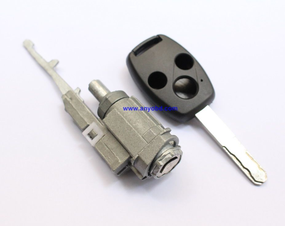 for Honda 2.4 , 2008 Accord , City , also for Civic , CRV , Fit , Odyssey ignition lock cylinder(China (Mainland))