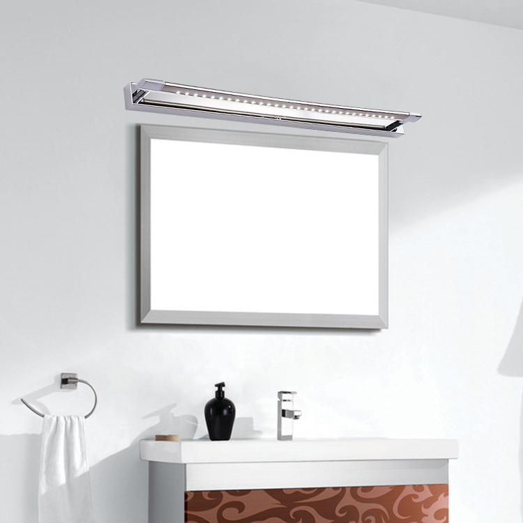 bath mirror light fixtures led light bathroom light makeup lights snapped stainless steel led lighting bathroom makeup lighting