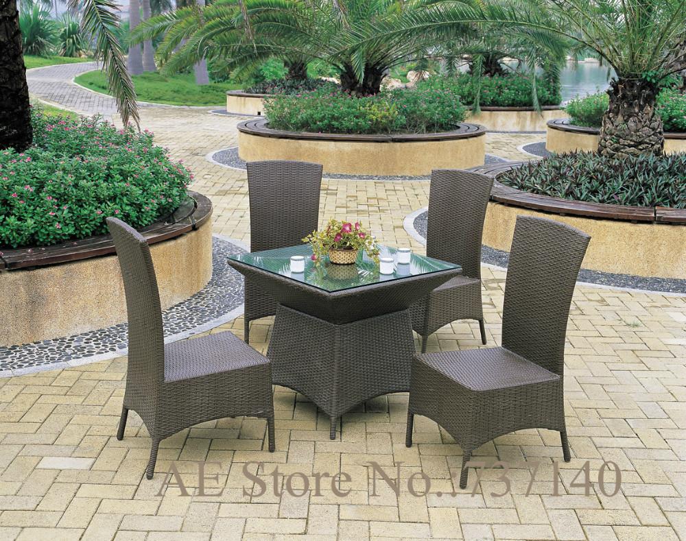 garden set outdoor furniture rattan furniture garden table furniture wholesale price purchasing agent(China (Mainland))