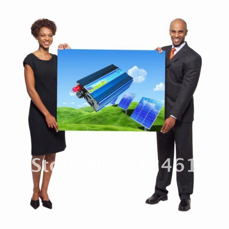 Фотография Free Shipping 1000w peak 500W Inverter Pure Sine Wave 12V 24V DC INPUT 120V 220V AC OUTPUT Inverter Pure Sine Wave