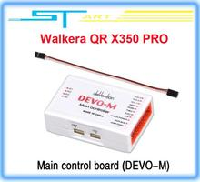 Free shipping Original Main control board (DEVO-M) for quadcopter QR X350 pro Drone heliopter NEW drop shipping wholesale 2014
