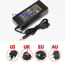 Buy 5V 10A LED Power adapter EU/US/AU/UK Plug WS2812B WS2811 LPD8806 WS2801 LED Strip Light AC DC5V Free for $15.73 in AliExpress store