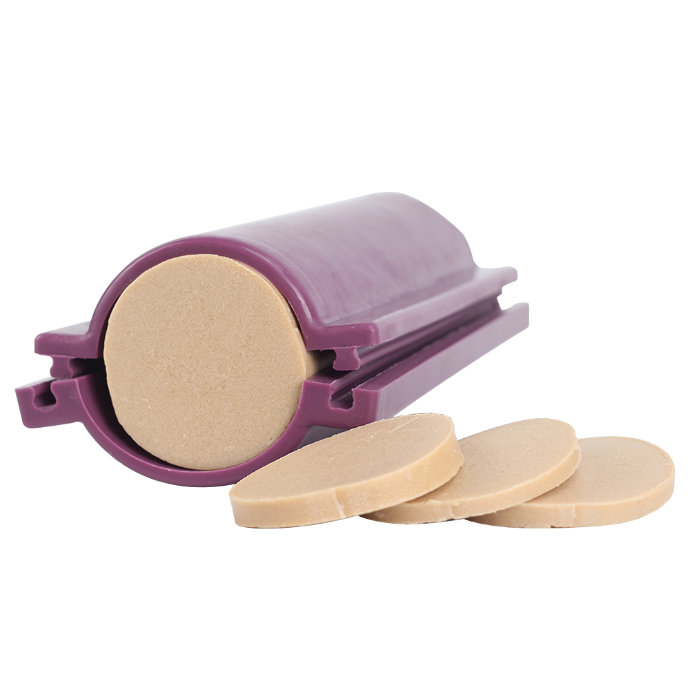 Nicole D0029 Silicone Soap Molds Pipe Tube Column Mold Soap Making Tools(China (Mainland))
