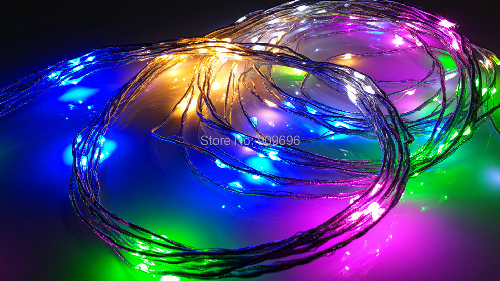 2m 160 LED Copper Wire Branch String Lights Fairy Timbo Light LED light for Party Holiday wedding decoration Free shipping 1702(China (Mainland))