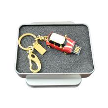 Buy Full capacity Jewelry Car USB Flash Drive 4GB 8GB 16GB 32GB USB 2.0 Creativo Pendrive Memory Stick flash drive Thumb Gift Box for $9.18 in AliExpress store