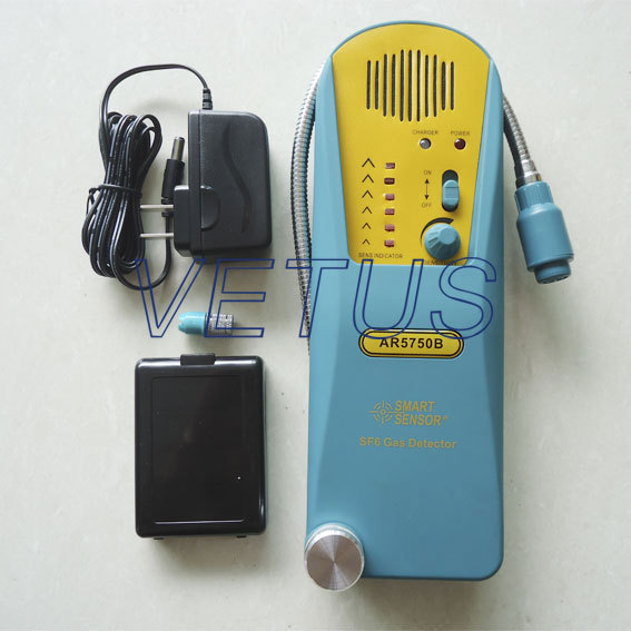 Фотография Handheld SF6 gas detector portable AR5750B
