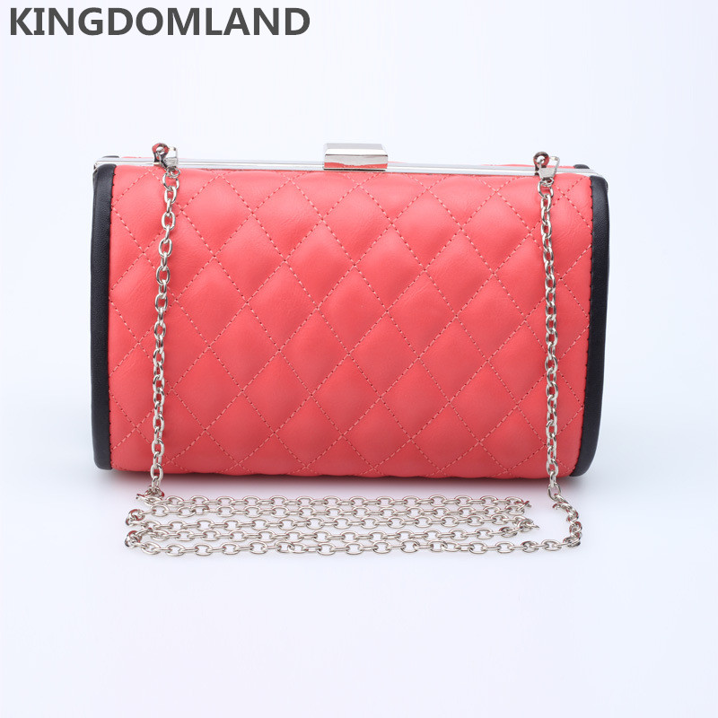 New 2016 Mini Evening Bag Fashion Candy Color Women Messenger Bags Day Clutch Vintage Women Long Chain Shoulder Purse 5272K <br><br>Aliexpress