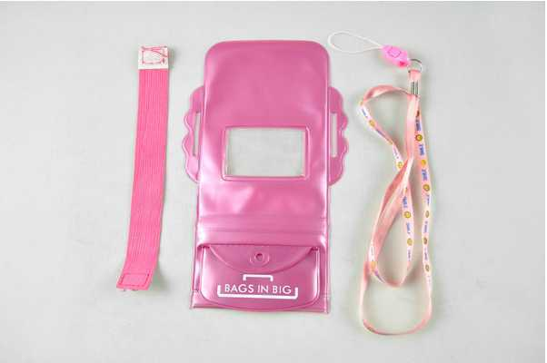 Mobile Phone Bags waterproof hanging chest / arm Mobile Phone Cases travel essetial cell phone covers(China (Mainland))