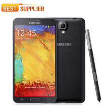 """2016 Hot Sale Smartphone Samsung Galaxy note 3 N9005 16GB ROM 3G RAM Android 4.2 Quad Core 13MP Camera 5.7""""Screen Mobile phone(China (Mainland))"""