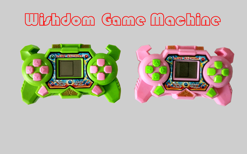 Education Toy For Kids Wisdom Game Machine Best Gift For Kids Tank War Brick Game Inside Different Classic Game(China (Mainland))
