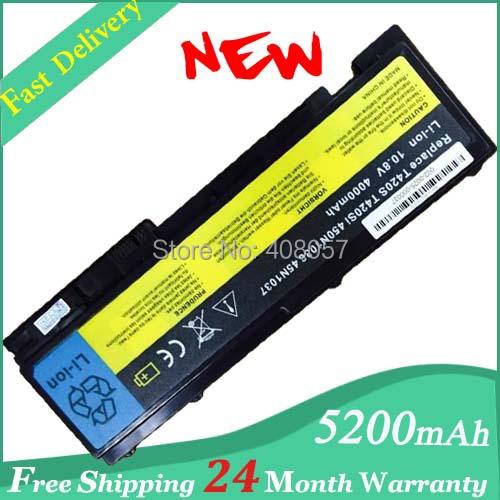 11.1V 5200mAH New OEM 0A36309 Battery For Lenovo ThinkPad t420s t420si t430s t430si 45N1039 42T4846 42T4847 0A36309 45N1038<br><br>Aliexpress
