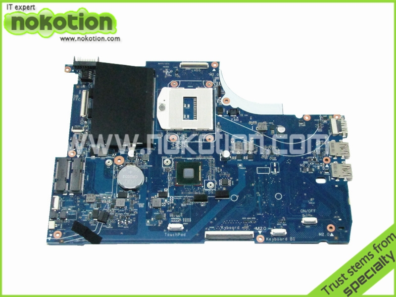 Laptop Motherboard for HP ENVY15 720565-501 W8STD HM87 GMA HD5000 DDR3 Intel Mother Board 100% Good Tested(China (Mainland))