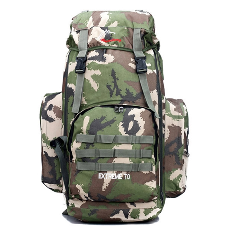 climbing riding camouflage nylon multifunctional polyamide camping trainning sport camping suitcase pad backpacks travel outdoor<br>