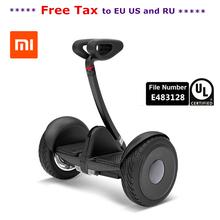 original xiaomi mini smart self balancing scooter electric 2 two wheel hoverboard skateboard 10 inch UL2272 hover board(China (Mainland))