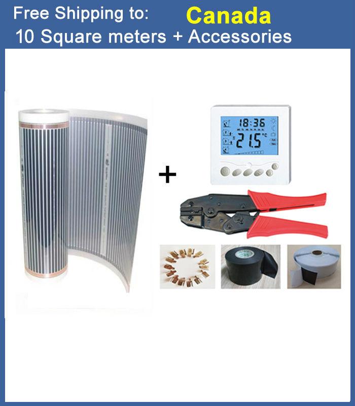 Achetez en gros 500 watts chauffe en ligne des for Chauffage watt par m2