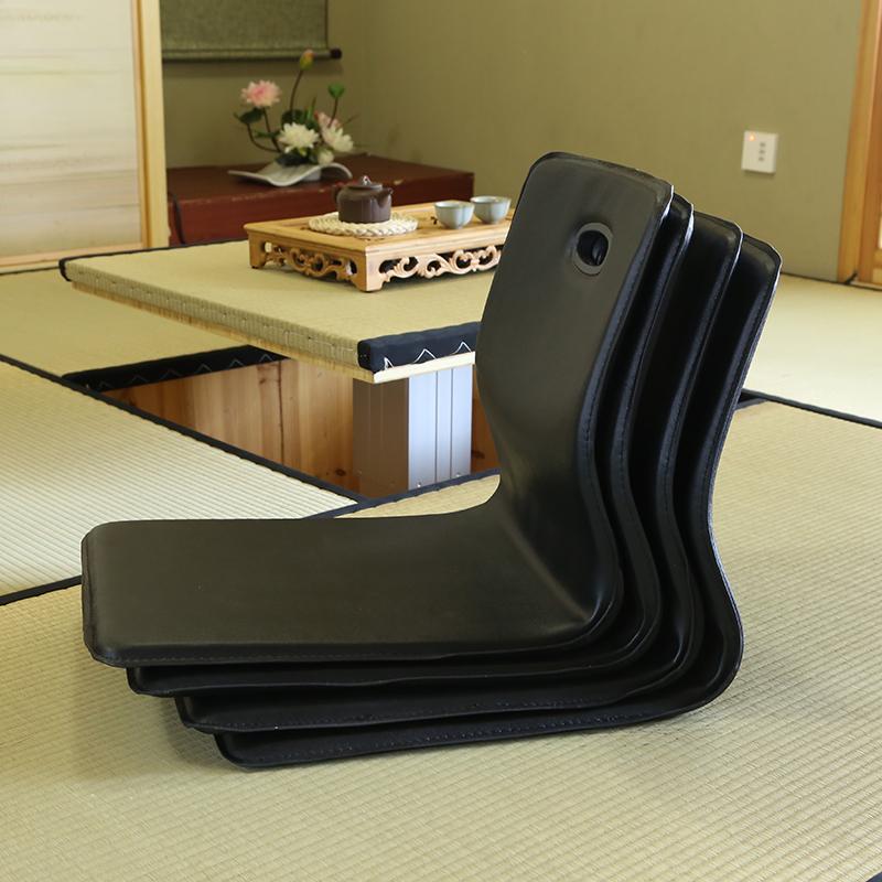 Buy 4pcs lot tatami zaisu legless chair for Asian floor chair