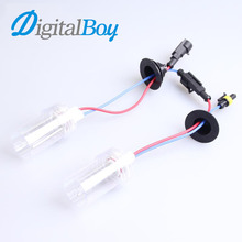 Buy Digitalboy 75W Car HID Xenon Bulbs H1 H3 H7 H8/H9/H11 880/881 9005 9006 Replacement Xenon Headlight Lamp 4300k 5000k 6000k 8000k for $11.49 in AliExpress store