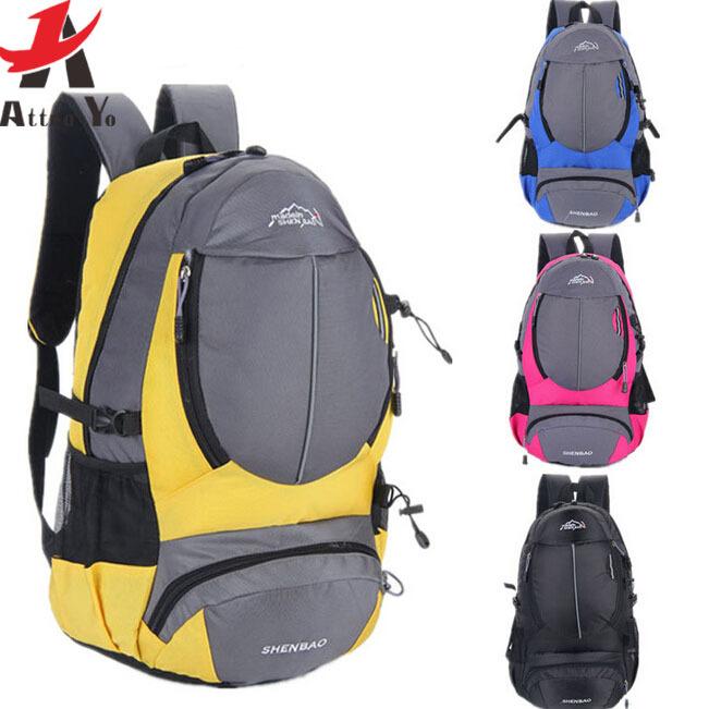 Atrra-yo! backpack Attra/yo! LS5860ay men's travel bags backpack Daily Backpacks hiking backpack aoda portable cool plastic yo yo toy yellow white