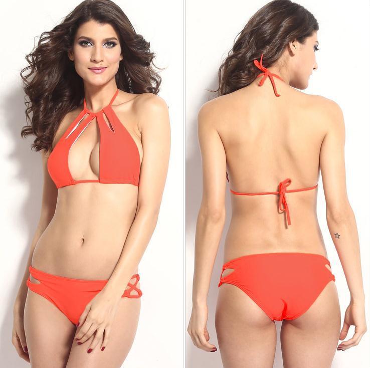 Plus Size XXXL New 2015 Push Up Bikini Women s Sexy Bathing Suit Bikini Sexy Swimsuit