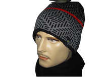 6 Color Free size Casual Snowboard Beanie Hats for men and women double layer Mountaineering thickened