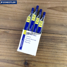 Buy LifeMaster 12 tubes/lot Staedtler Mars Micro Carbon 250 03Mechanical Pencil Lead Refills 0.3mm 2H/HB/B Writing Supplies for $22.00 in AliExpress store