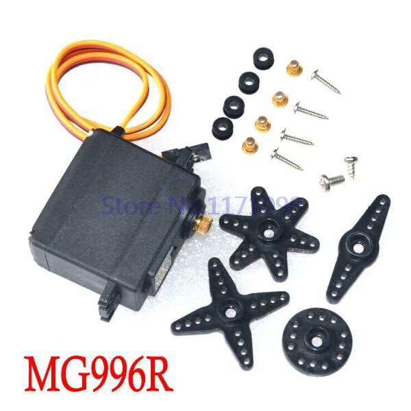 Servos Digital MG996R Servo Metal Gear for Futaba JR Car RC Model Helicopter Boat(China (Mainland))