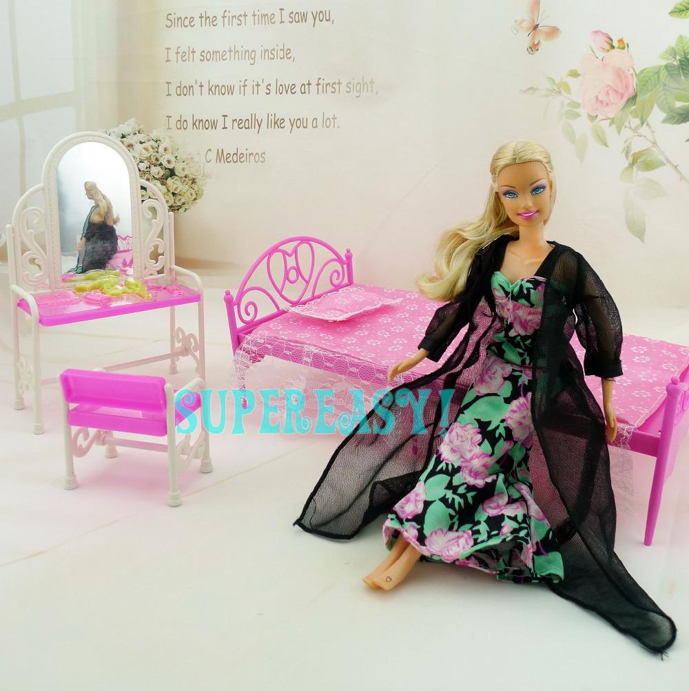 Hoge Kwaliteit Barbie Meubels Sets-Koop Goedkope Barbie Meubels Sets ...