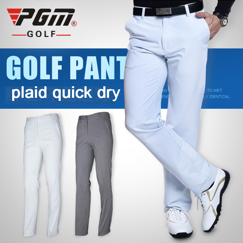 PGM Golf Mens Striped pants Summer thin sports trousers golf men clothing elastic breathable quick dry Plus size XXXL - China Leisure Sports stores store