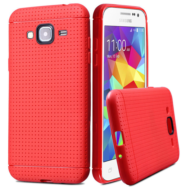 Etui Samsung Grand Prime Dotted różne kolory