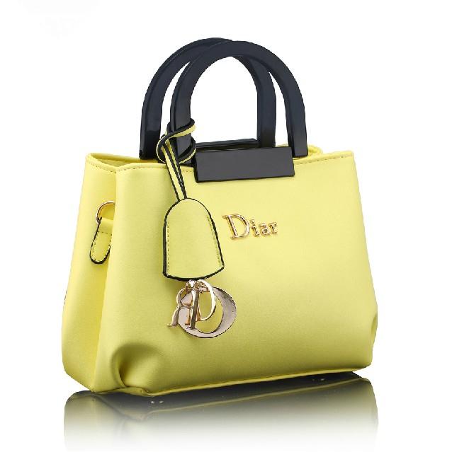 NEW 2015 MINI Brief Women's handbag Fashion Messenger bag Korea style Ladies Shell bag Leather Tote Shoulder Bags Crossbody 1/4(China (Mainland))