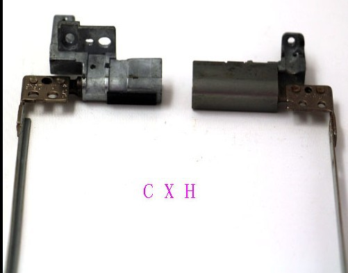 100% Original laptop LCD Left&Right Hinges for HP 6450B 6455B Notebook 6055B0014601 6055B0014602 hinges(China (Mainland))