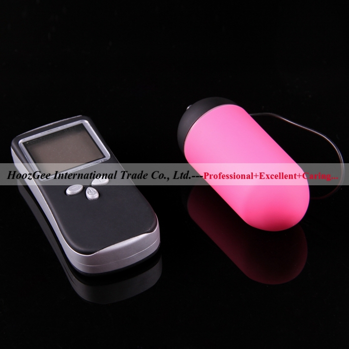 Free Shipping Wholesale 10Pcs/Lot Multicolor LCD Remote Wireless Vibrating Egg Vibrator Bullet Sex Products XQ-607