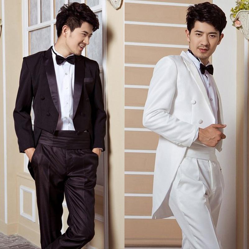 White Tuxedos For Wedding White Tuxedo Wedding Groom