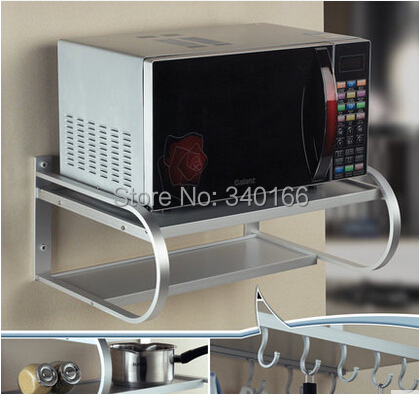 Hot Selling Microwave Oven Mount Bracket Space Aluminum