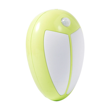 Infrared Motion Sensor Wall LED Light Stick Anywhere with 3M Adhesive AH166(China (Mainland))