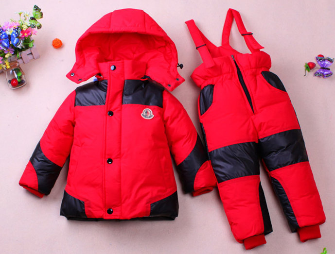 Brand Winter 1~6 year Baby Clothing Set Outdoor Children Coat+Pant Ski Sets Waterproof Snowsuits Inverno Boys Clothes casacos(China (Mainland))