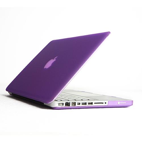 Pics For > Purple Apple Laptop