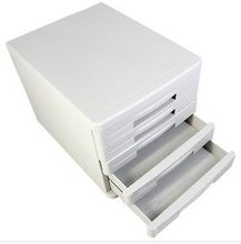 decorative 5 drawer file desk paper storage organizer office cabinets  desktop bookcase (China (Mainland))