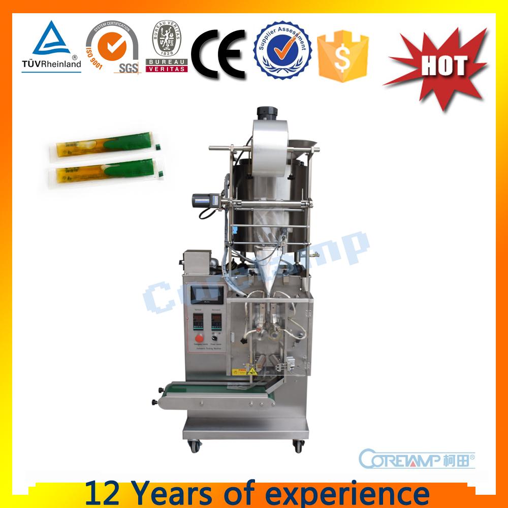 Semi Automatic stick pack liquid(honey&jams&peanut butter etc. ) filling machine  -  Flow-Pack-Machine And Vffs Packaging Machine store