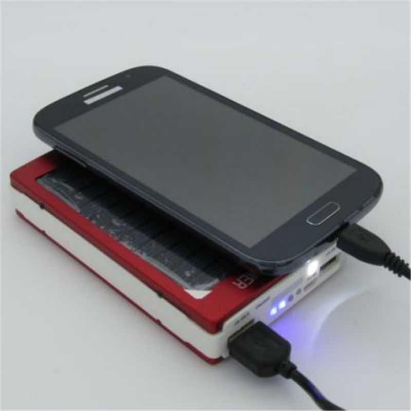 Solar Power Bank 80000mAh New Portable Solar Battery Middle East Hot sale Charging Battery for All mobile phones
