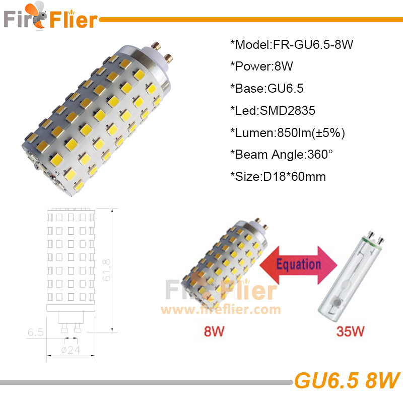 2019 Decoration Lamp Led G12 G23 G8 5 Gu6 5 2g7 Pgj5 Horizontal Light Indoor Spotlight 6w 8w 10w